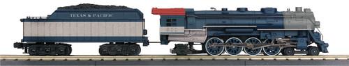 MTH Trains 30-1830-1 Texas & Pacific 4-8-2 L-3 Mohawk Steam Engine ProtoSound 3