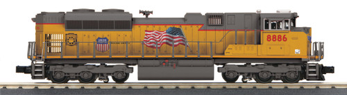 MTH Trains 30-20735-1 Union Pacific SD70ACe Imperial Diesel Engine ProtoSound 3