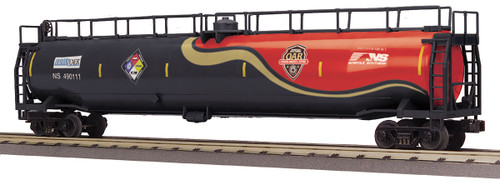 MTH Trains 30-73499 Norfolk Southern First Responders 33K Gallon Tank Car