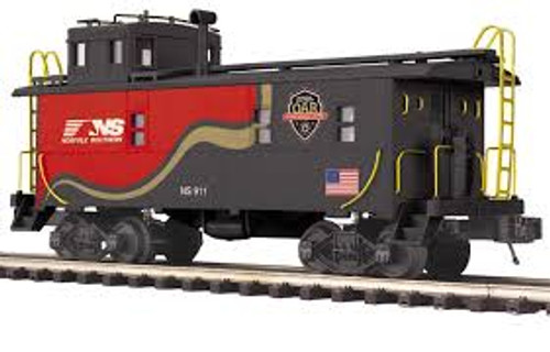 MTH RailKing Trains 30-77350 Norfolk Southern First Responders Caboose O Gauge