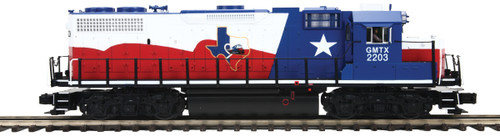 MTH Trains 20-21231-1 Central Texas Colorado River GMTX GP38-2 Diesel Engine PS3
