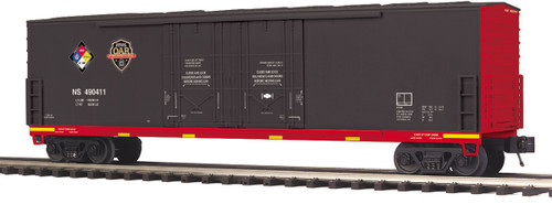 MTH Trains 20-93698 Norfolk Southern First Responders 50' Double Door Box Car
