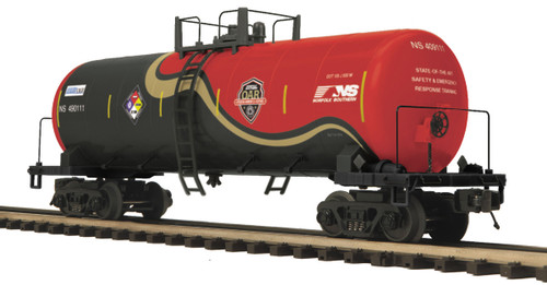 MTH Trains 20-96272 Norfolk Southern First Responders Hazmat Safety Tank Car