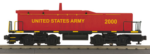 MTH Trains 30-20407-3 US Army Nonpowered SW-8 Switcher Diesel Engine Calf