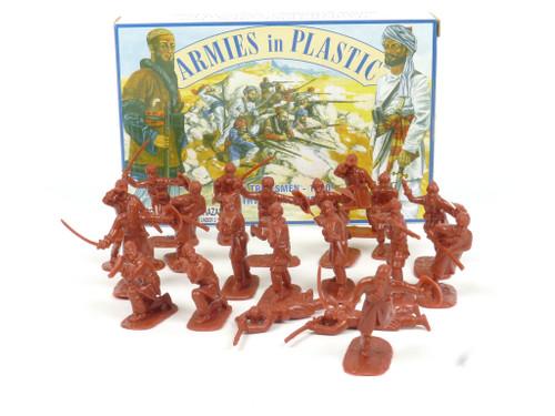 Armies in Plastic 5462 Afghan Tribesmen Northwest Frontier 1890