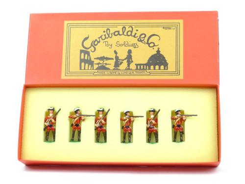 Garibaldi & Co Toy Soldiers B6A 60th Royal Americans Battle of Bushy Run French Indian War