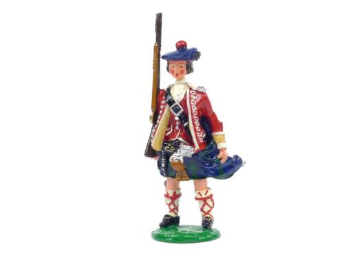 Garibaldi & Co Toy Soldiers HR1 42nd Private Battalion Company