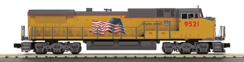 MTH Trains 30-20745-1 Union Pacific Dash 8 Diesel Locomotive Engine ProtoSound 3