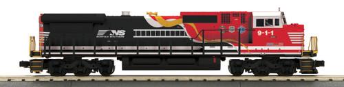 MTH Trains 30-20742-1 Norfolk Southern First Responder Dash 8 Diesel Engine Proto-Sound 3