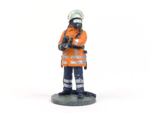 Soldier Lead Del Prado 1//32 Firefighters of the World Germany Fire 2000 N° 110