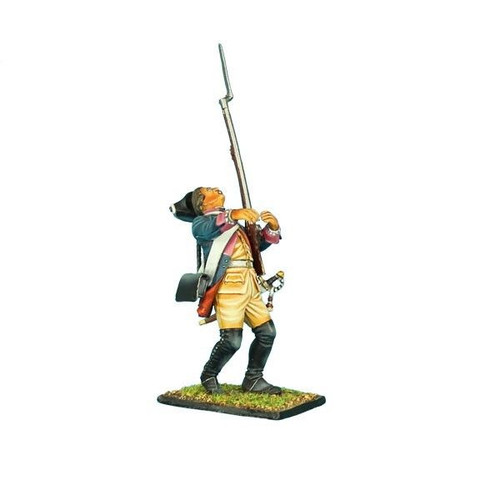 First Legion Toy Soldiers SYW006 Prussian Regiment Musketeer