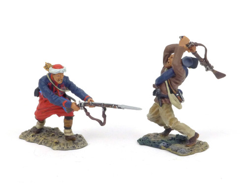 Conte Collectibles CW003 Civil War Zouaves Hand To Hand