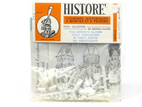 Historex Figures 758 The Imperial Guard Foot Grenadier in Field Dress
