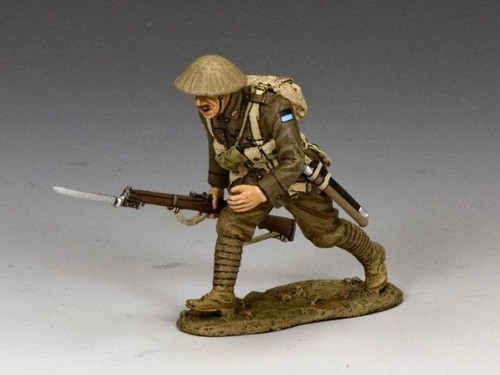 King & Country Soldiers FW193C-Q World War I Moving Forward Queensland