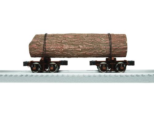 Lionel Trains 6-84167 Logging Disconnects (2 Pair)