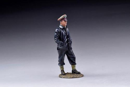 Thomas Gunn Miniatures SS045A WWII Ernst Barkmann In Summer Knights Cross Recip