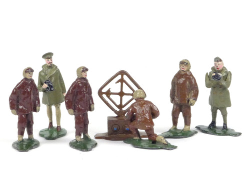Comet Toy Soldiers E814 Royal Air Force Team