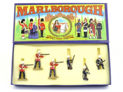 Marlborough Collectors Models MF16 British Infantry Sudan 1880's