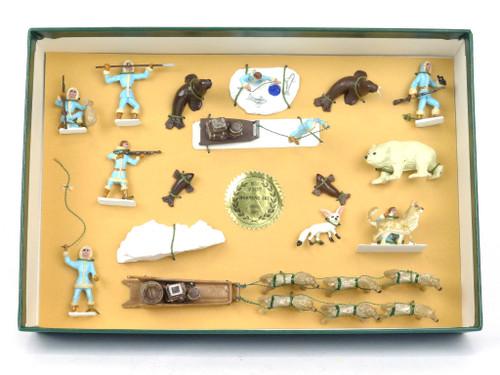 Hornung Art By Bob Hornung Walrus Hunt Collectible 16 Piece Box Set