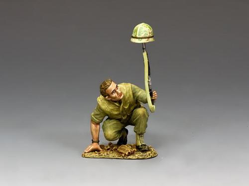 King & Country Soldiers VN008 Vietnam War Decoy Marine