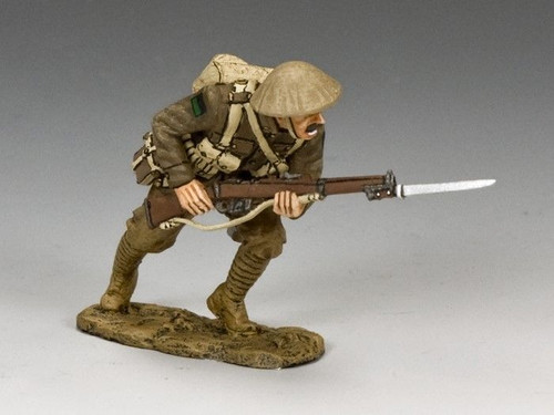 King & Country Soldiers FW193A-NSW World War I Charging (New South Wales)