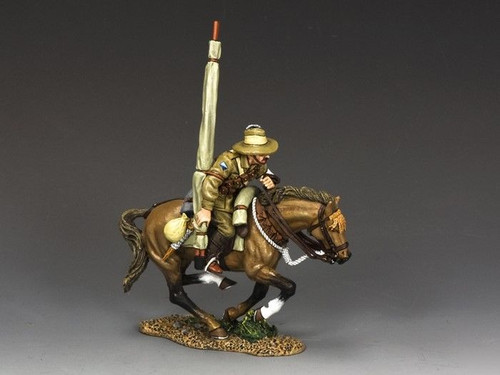 King & Country AL057 Galloping Stretcher Bearer