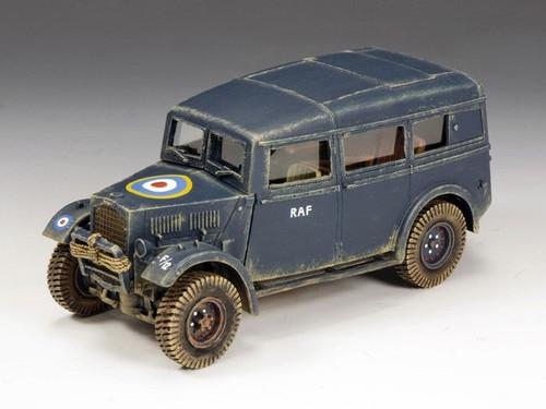 "King & Country RAF041 ""Humber Heavy Utility Staff Car"""