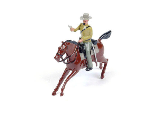 Wm Hocker Toy Soldiers Confederate Cavalry Charging Set 379-2