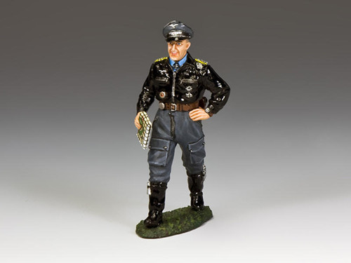 King & Country Soldiers LW065 Luftwaffe Major Hermann Graf
