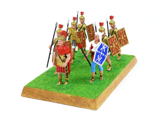 Alymer Military Miniatures 019/B Roman Infantry Group Diorama