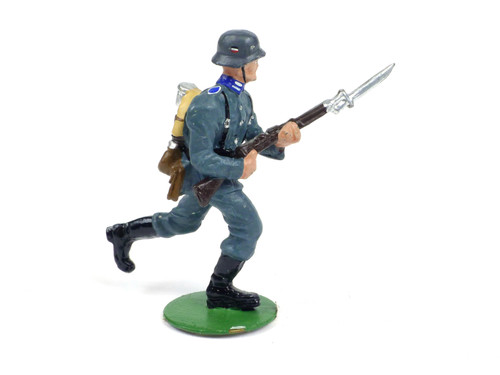 Alymer Military Miniatures A-225/C German Infantry Soldiers in Action Modern Series