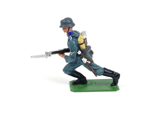 Alymer Military Miniatures A-225/E German Infantry Soldiers in Action Modern Series