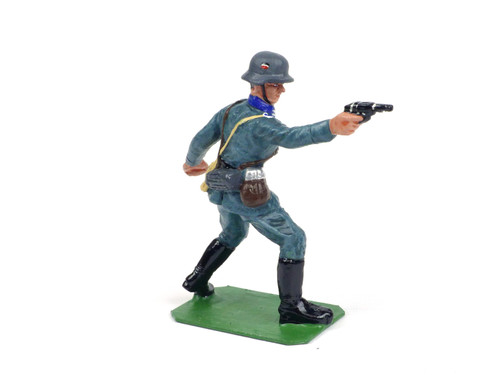 Alymer Military Miniatures A-225/D German Infantry Soldiers in Action Modern Series