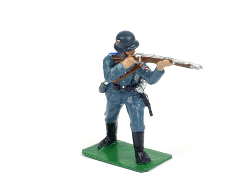 Alymer Military Miniatures A-225/B German Infantry Soldiers in Action Modern Series