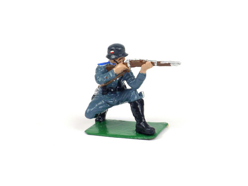 Alymer Military Miniatures A-225/F German Infantry Soldiers in Action Modern Series