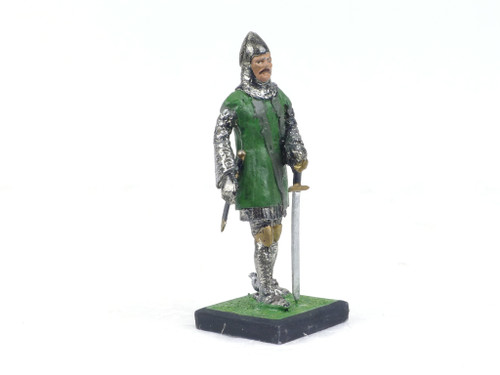 Alymer Military Miniatures 050 German Knight With Sword 2nd Half XIV Century