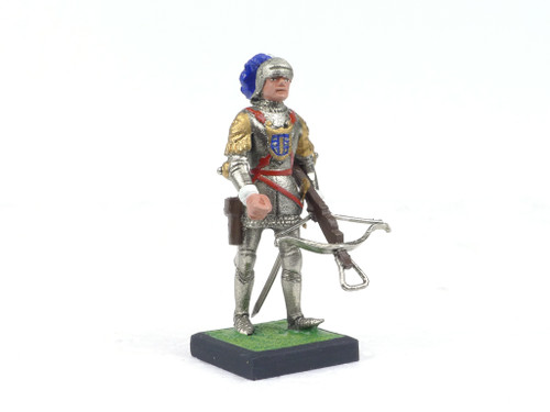 Alymer Military Miniatures 050/5 Man of Arms With Crossbow XV Century