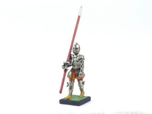 Alymer Military Miniatures 050/12 Spanish Infantry Lancer 1500