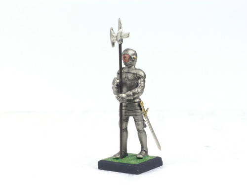 Alymer Military Miniatures 050/9 Warrior with Armour and Lance XV Century