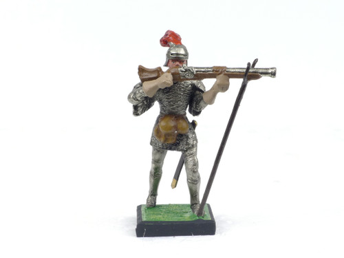 Alymer Military Miniatures 050/7 French Thrower XV Century Historical Series