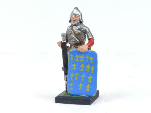 Alymer Military Miniatures 050/8 French Arquabusier XV Century Historical Series