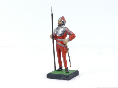 Alymer Military Miniatures 050/1 German Infantry Second Half XIV Century Historical Series