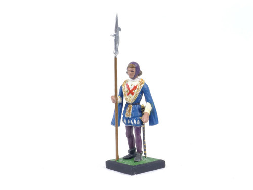 Alymer Military Miniatures 050/6 Guard Soldier XV Century Medieval Weapon