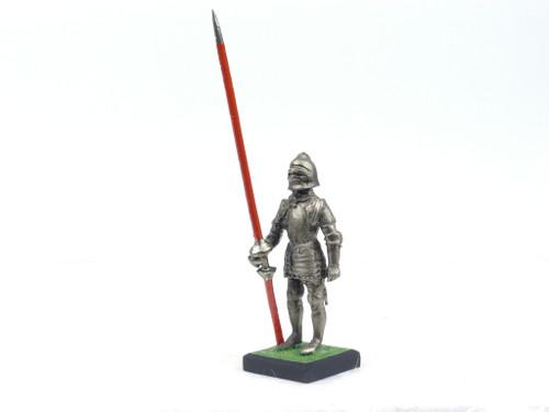 Alymer Military Miniatures 050/4 Italian Warrior With Armour XV Century