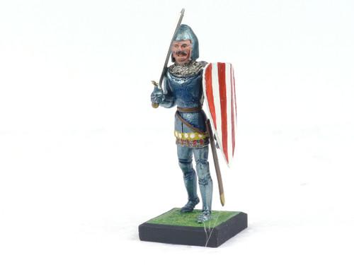 Alymer Military Miniatures 049/4 German Warrior 1350 Historical Series