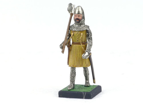 Alymer Military Miniatures 049/3 French Infantry With Armour 1350