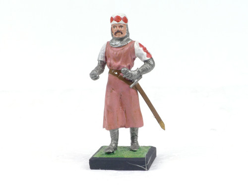 Alymer Military Miniatures 049 Spanish Warrior Infantry 1200 - 1300