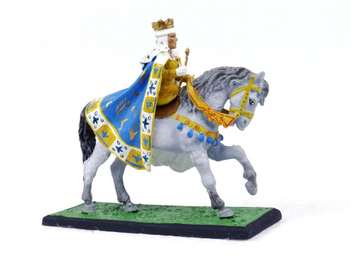 Alymer Military Miniatures 770/8 Isabel the Catholic Cavalry Special Piece
