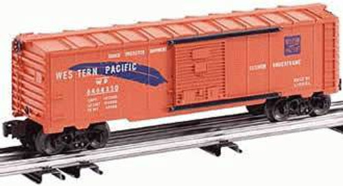 Lionel Trains 6-39236 Western Pacific 6464-250 Box Car O Gauge