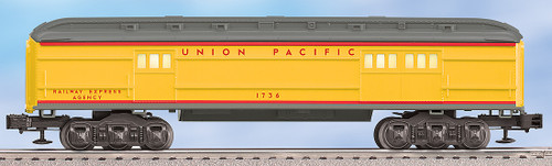 Lionel Trains 6-25177 Union Pacific Baby Madison TrainSounds Baggage Car